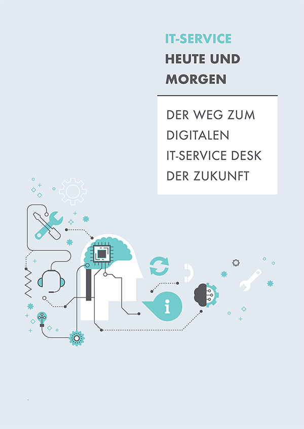 Whitepaper Der Weg zum Digitaler Service Desk