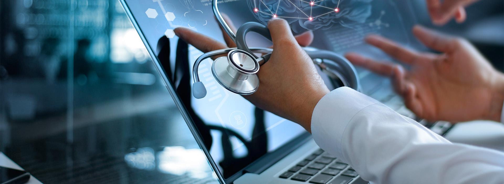 Digitalisierung in der Gesundheitsbranche